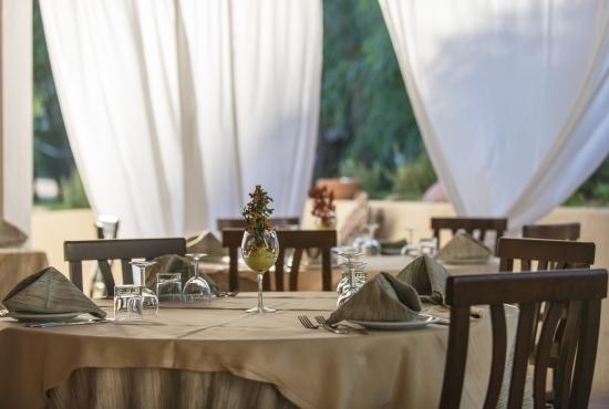 Typical restaurant in Marina di Cardedu