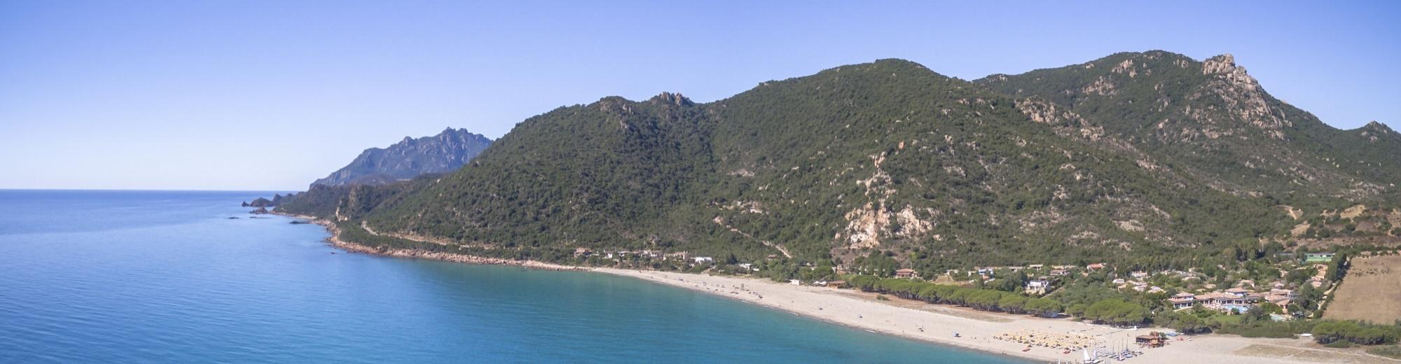 Costa di Marina di Cardedu
