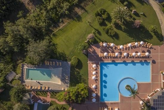 Le piscine del Perdepera