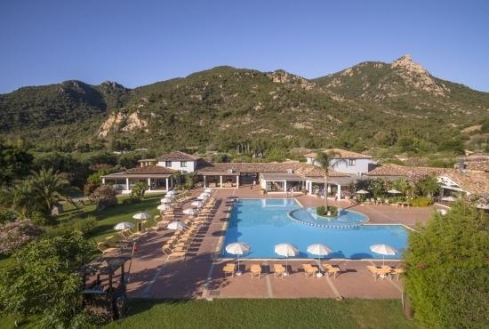 Resort di lusso in Ogliastra