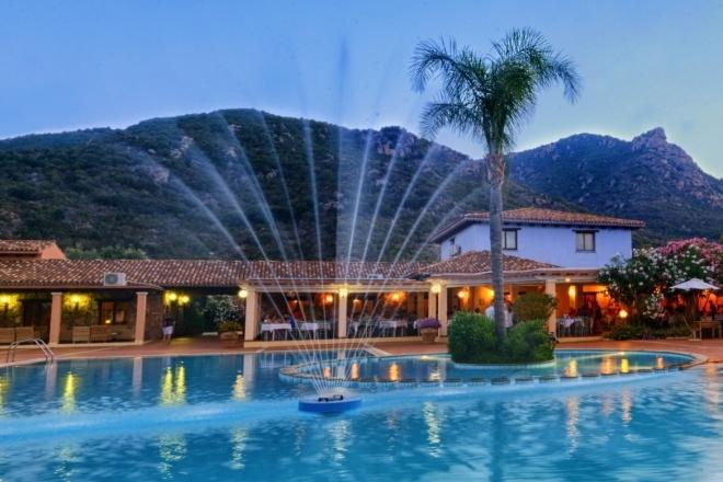 Perdepera Resort in Marina di Cardedu Ogliastra