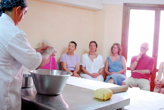 Typical Sardinian cooking lessons
