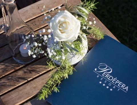 Matrimonio al Perdepera Resort