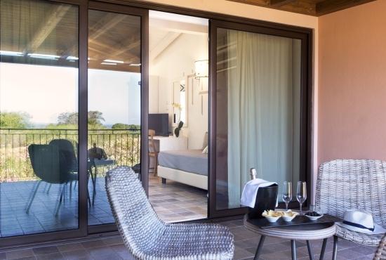 Terrace of the Prestige Room