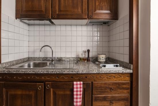Standard Room Kitchen